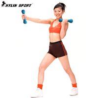 Wholesale New Kg Fitness Dumbbell women s fitness dumbbell Arms For Fitness Gym sports goods equipment