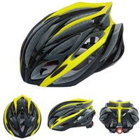 Wholesale black yellow Capacete Ciclismo Cycling Helmet Bicycle Helmet Mountain Road Bike Helmet bicycle accessories casco bicicleta acessorios