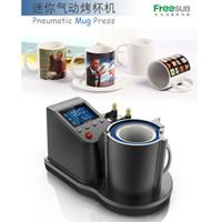 Wholesale pneumatic mug press machine sublimation mug press machine