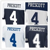 Wholesale 4 Dak Prescott Ezekiel Elliott Tony Romo Emmitt Smith Sean Lee Cole Beasley Jason Witten Dez Bryant Elite jerseys