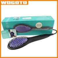 Magia Comb DAFNI Cabelo Straightener Comb Escova Alisamento Ferro elétrico Dafni escova de cabelo Hair Styling ferramenta VS Beatiful Estrela