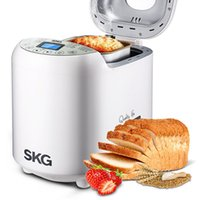 Wholesale Multi Functional SKG breakfast bread machine functions Household automatic intelligent multifunctional bread maker