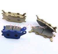 Wholesale for YAMAHA FJR1300 front and rear brake pads set