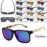 australian beach - Hot QS2133 Australian Tide Brand Sunglasses Quick Fashion Silver Eyewear Oculos De Sol Sun Glasses Men Women Sports Sunglasses