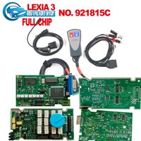 Wholesale Newest Lexia For Citroen Peugeot Full Chip Firmware Serial No C Lexia3 V48 PP2000 V25 With Diagbox V7