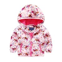 Wholesale new arrival girl trench coat snow queen elsa anna kid oufits jacket size years old