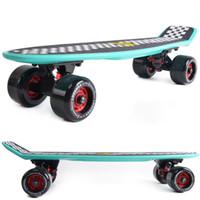 Wholesale New DIY Pastel Color Original Peny Board quot Pnny Skateboard board Boy Girl Retro Cruiser skate board skateboard