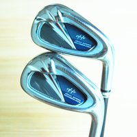 Wholesale New Mens Golf clubs MP800 Golf irons set P A S with Graphite Golf shaft and headcover Irons clubs