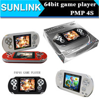 2.5 inch arcade video card - PMP S Game Players Inch Bit GB Video Games Consoles Portable Pocket PMP Handheld Game Player Support TF Card Expansion Christmas