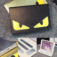 automatic print screen - iPad Air Little Monster Fashion Case Automatic Wake Sleep Magnetic Stand Tablet Case For ipad Air mini