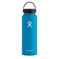 Wholesale 2016 New Hydro Flask Vacuum Insulated Stainless Steel Water Bottle Wide Mouth w Flex Cap mixed colors free ship