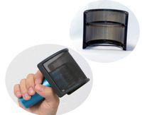 Wholesale New Dual Layer Recording Studio Microphone Mic Windscreen Pop Filter Mask Shield