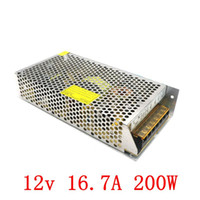 Wholesale 12V A W Switching power Supply Driver For LED Light Strip Display AC100 V Factory Supplier