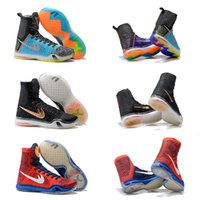 authentic quality shoes - Basketball Shoes Men Weaving Kobe Sneakers Hight Quality Authentic Elite High KB X Trainers Mens Sports Boots