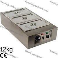 Wholesale Commercial v v Electric kg Chocolate Fountain Choco Temperer Melter Warmer Boiler Machine with Melting Pot