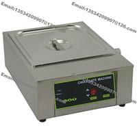 Wholesale kg Commercial Use v v Electric Digital Chocolate Temperer Warmer Melter Boiler with Melting Pot
