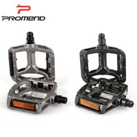 Wholesale Bicycle Sport Pedal Aluminum Alloy Body CR Mo Axis Outdoor Bike Cycling Pedal For MTB Road City Bike