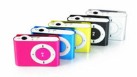 Wholesale buy pieces Mini Clip MP3 Player With Micro TF SD Card Slot sports mini MP3 Music Player