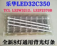 Wholesale led backlight strip original new V leds cm For ROWA LED32C350 TCL L32W3212 F2370B