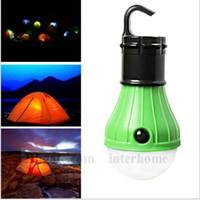 Wholesale LED Camping Lantern Led Lamp Light Tent Emergency Lantern Fishing Hiking Lantern Soft Lights LED Camping Lamp Outdoor Camping Supplies B1244