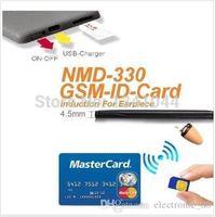 audio amplifier noise - GSM ID Card GSM ID BOX L IMEI Unique W Amplifier with Hidden In Ear Audio Receiver Wireless Earpiece