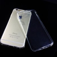 Wholesale New For Iphone Case Samsung Note S7 Iphone s Crystal Gel Case for iPhone s Plus Ultra Thin transparent Soft TPU Cases