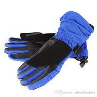 Wholesale 2016 New Winter Women s Men s Outdoor Fleece Five Fingers Gloves Fashion Motorcycle Driving Loves Gloves Mittens Black Blue Grey R