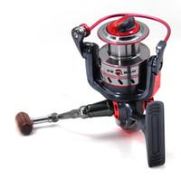 Wholesale Fishing Reel Spinning Reel BB Spining reel Full Metal head Brass Carp SaltWater Wheel