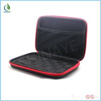 bags dimensions - Small dimension electronic cigarette kit bags ecig tools case for ecig mod rda atomizer dhl