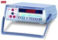 ac current measurement - GW INSTEK Digital Multimeter GDM mV V V V V ranges AC DC Voltage or Current Dual Measurements
