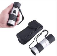 Télescope Monoculaire 15-55x Pour Voyage Portable Randonnée Camping Chasse Voir Vue Panoramique Star View Spotting Scope Equipement