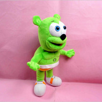 animal sounds bear - Hot Sale quot Gummy Bear Voice Pet Funny Lovely Toys Sounding Plush Toy Best For Kids