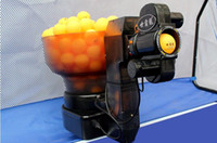 ball pitching machines - Table Tennis Practice Ball Machine Adjustable Intelligent Pitching Machine