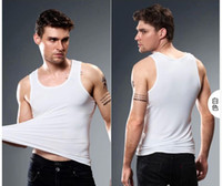 Wholesale 2016 New Custom gym vest cool sleeveless gym tank top for men plain gym tank top stringer
