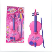 Wholesale Girl children s toys simulation violin music enlightenment early childhood educational instrument A birthday present