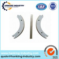 abs plastics suppliers - PC PC PP ABS PA66 TPE injection plastic moulded products plastic parts supplier Plastic injection dustpan mould plastic injection househol