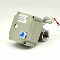 ball valve price - Factory price Ways DN15 DC5V DC12V DC7V V SS304 ball valve thermo electric valve with indicator and with MANUA