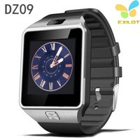 android vs iphone - Fashion DZ09 Bluetooth Smart Watch Sync SIM Card Phone Wristwatch Smartwatch for Android IOS iPhone Samsung Phone VS U8 GV18 LX36