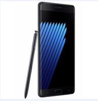 Nota 7 Edge Curved pantalla Smartphone MTK6592 Octa Core 3G RAM + 64G 64Bit 4G LTE 5.7inch Android 6.0 Note7 Desbloqueado teléfonos celulares