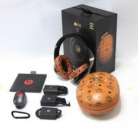 Wholesale High Quality Refurbished Beats studio Wireless Headphones Noise Cancel Bluetooth Used Headphones Headset With Seal Retail Box Drop Shipp