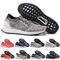 art fabric styles - 2016 New Style Ultra Boost Uncaged Running Shoes For Men Women Breathable Low Cut Ultraboost Athletic Sport Sneakers Eur