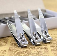 Wholesale Creative Nail Clippers Nail Care Trimmers Alloy Stainless Clippers Nail Clipper Luxury Brand Keychains Widget Pendents Hot