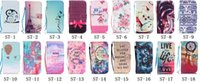 apple iphone paris - Don t Touch My Phone Dreamcatcher Flip Covr Fashion Cartoon Wallet Leather For Galaxy S7 Edge Note7 Note Paris OWL Card Case Flower Strap