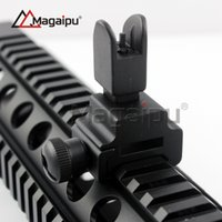 Wholesale Cnc Y - magaipu CNC Folding Front and Rear Metal Sights (751-Y)