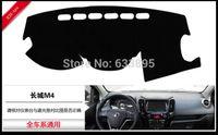 Wholesale Dashboard mat dark visor keeps sun For Great Wall M4