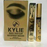 best curling mascara - Best Kylie Magic Thick Slim Waterproof Lengthening Mascara Curling Thick Mascara Maximum Eyes Makeup Kylie Black Mascara