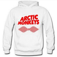 band hood - Arctic Monkeys Am Logo Soundwave Hooded Top Music Band Rock Punk Pullover Hoody Hoodie Hood Sweat shirt Top