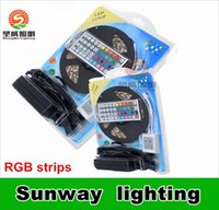 60w led - 5050 RGB LED Strips Lights SMD LED LED M Flexible LED light roll Waterproof IP65 with keys Controller V A power supply