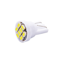 Wholesale RIXINGZHE Promotion Led T10 smd leds SMD Car Interior Light W5W Auto Wedge Lighting DC V Clearance Lights