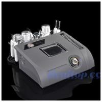 Wholesale 7in1 Diamond Dermabrasion Skin Care Machine Hot Cold Hammer Photon Ultrasound Bio Skin Scrubber Machine